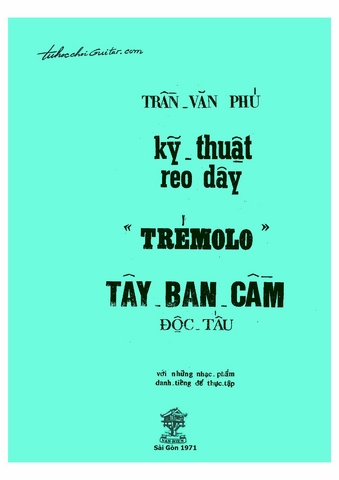 ky thuat reo day tremolo